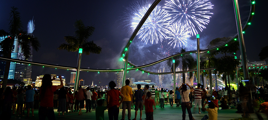 Fireworks Show Displays in Fort Lauderdale
