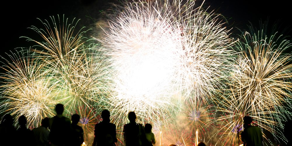Professional Fireworks in West Kendall | Fireworks Lady