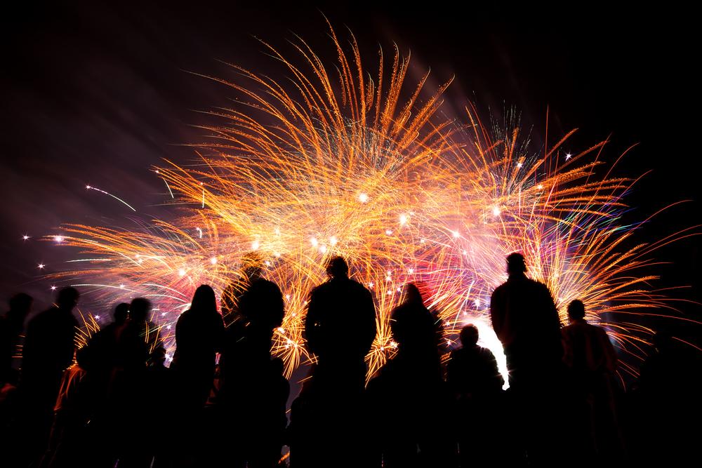 Duck Dynasty Fireworks Miami