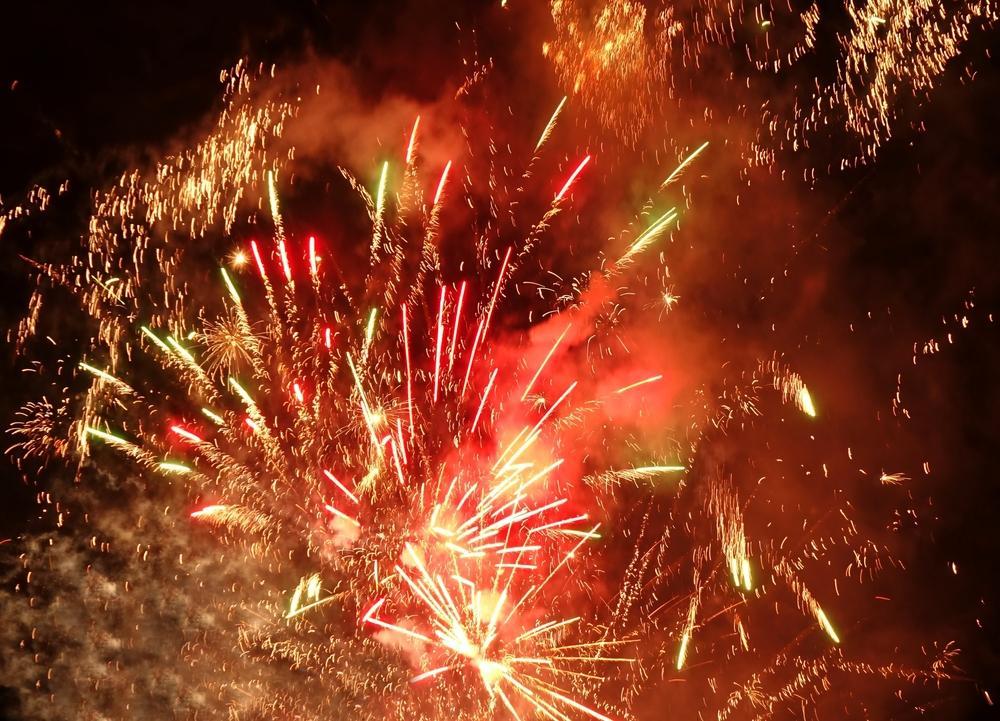 Black Cat Fireworks Miami