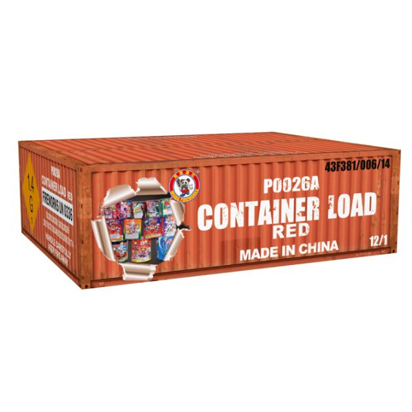 P0026A Container load-red HR