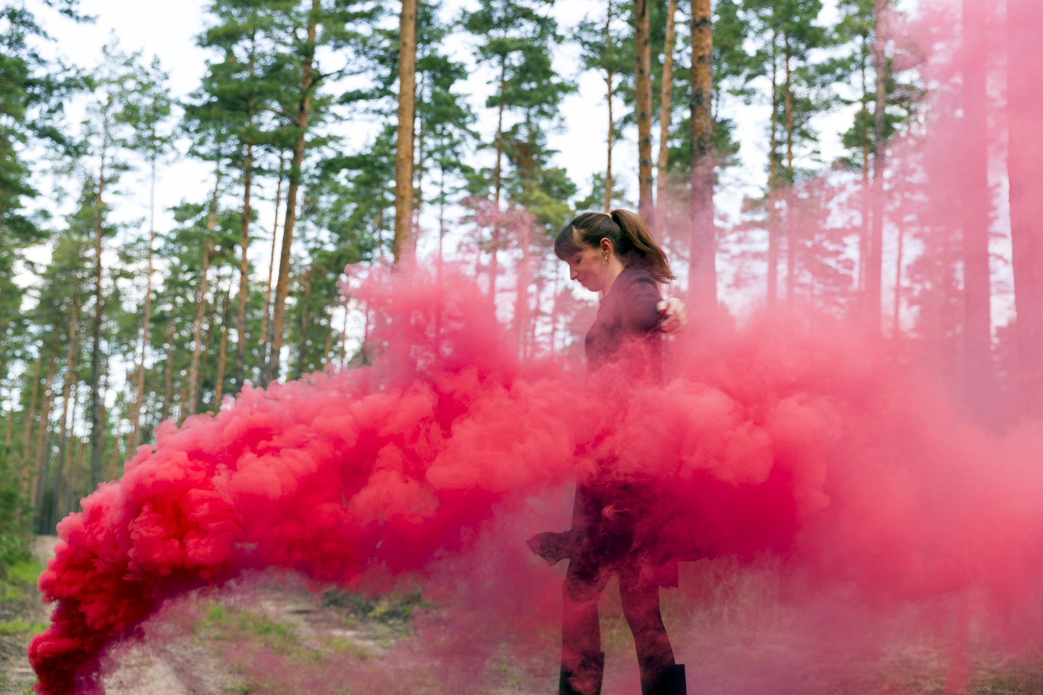 color smoke grenades in Doral - The Fireworks Lady