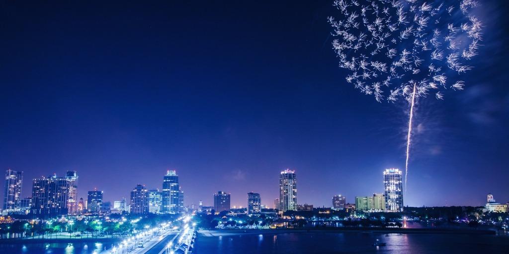 Legal Fireworks in Florida
